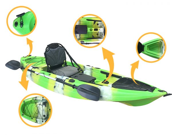 CODIA Kayak Fishing SIBAS