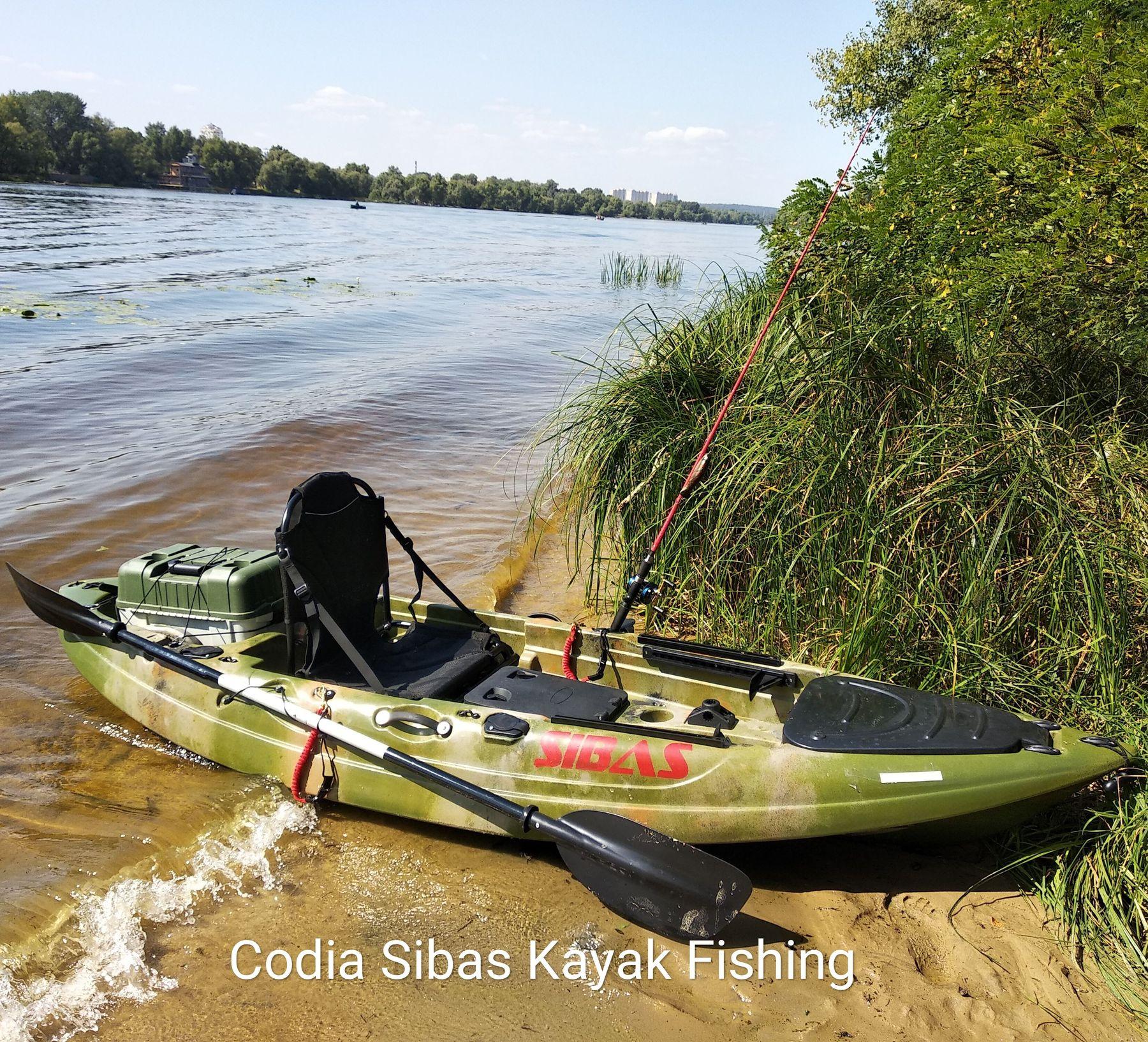Кодиа Сибас рыбацкий каяк камуфляж для рыбалки охоты