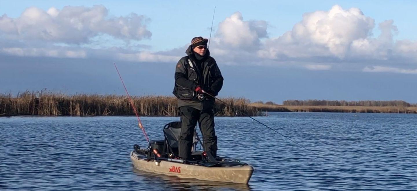 Рыболовный каяк Лион Сибас